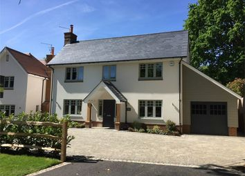 Thumbnail 4 bed detached house for sale in Hatton Hill, Windlesham