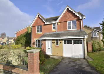 Thumbnail 4 bed detached house to rent in Acland Close, Headington, Oxford