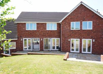 Thumbnail 5 bed detached house for sale in Lynch Hill Park, Whitchurch, Hampshire