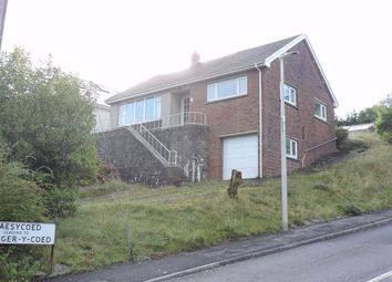 Thumbnail 2 bedroom detached bungalow for sale in Pontamman Road, Ammanford
