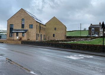 Thumbnail 4 bed town house for sale in New - Higher Pastures, Huddersfield Road, Scouthead, Saddleworth