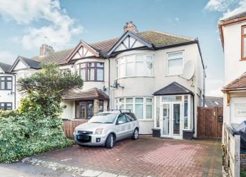 Thumbnail 4 bed semi-detached house for sale in South End Road, Rainham