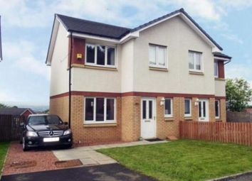 Thumbnail 3 bedroom semi-detached house to rent in Trossachs Road, Rutherglen, Glasgow