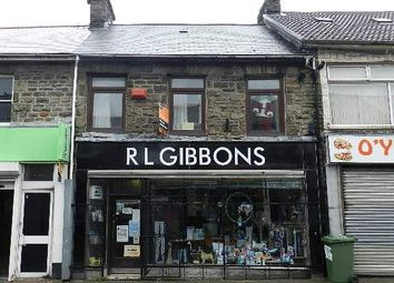 Thumbnail Retail premises for sale in Tylacelyn Road, Penygraig