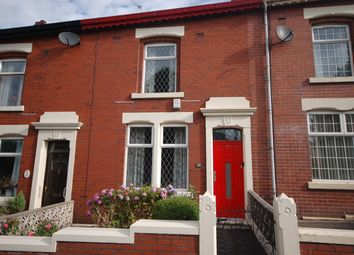 Thumbnail 2 bed terraced house for sale in Park Lee Road, Blackburn