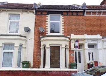 Thumbnail 3 bedroom terraced house for sale in Tokio Road, Portsmouth