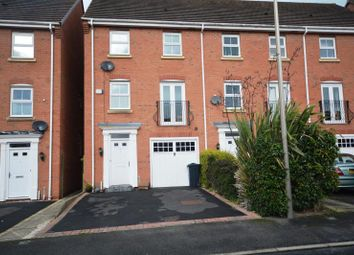 Thumbnail 3 bed terraced house for sale in Reins Croft, Neston, Wirral, Cheshire