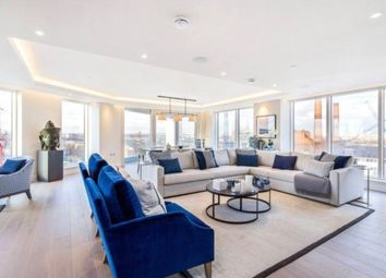 Thumbnail 6 bed flat for sale in The Tower, Chelsea Creek, London