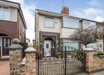 4 bed semi-detached house for sale in Lunar Road, Liverpool L9