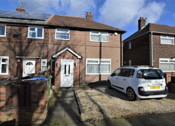 Thumbnail 3 bed semi-detached house for sale in Dingle Drive, Droylsden, Manchester