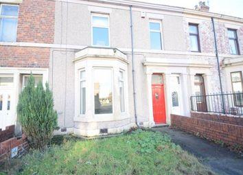 Thumbnail 2 bed flat to rent in Albert Road, Jarrow