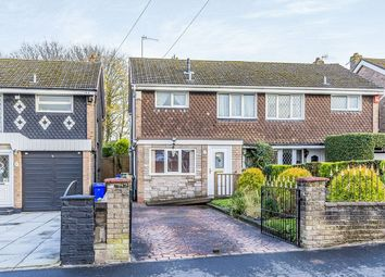 Thumbnail 3 bedroom semi-detached house for sale in Mews Close, Stoke-On-Trent