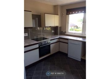 Thumbnail 2 bed flat to rent in Glebe Crescent, Kinloss, Forres