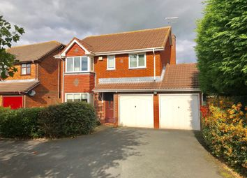 Thumbnail 4 bed detached house for sale in St Modwena Way, Penkridge, Stafford