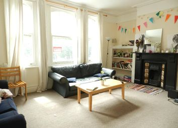 Thumbnail 4 bed flat to rent in Battersea Park Road, London