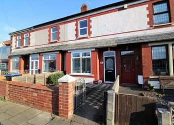 Thumbnail 2 bed terraced house to rent in Kelvin Road, Thornton-Cleveleys, Lancashire