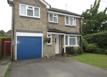 Thumbnail 4 bed detached house for sale in The Willows, Denmead, Waterlooville