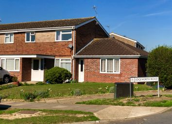 Thumbnail 3 bedroom terraced house for sale in Sheldrake Drive, Ipswich