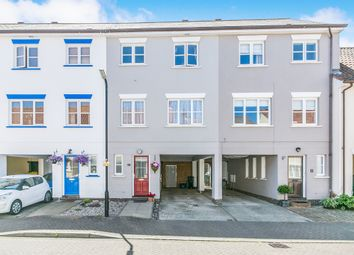 Thumbnail 3 bed town house for sale in Gate Street Mews, Maldon