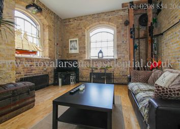 Thumbnail 1 bed flat for sale in Building 36, Marlborough Road, Royal Arsenal