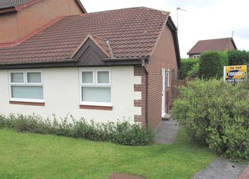 Thumbnail 2 bed bungalow to rent in Daylesford Road, Hartford Dale, Cramlington