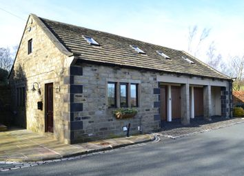 Thumbnail 2 bedroom flat to rent in Moor Lane, Netherthong, Holmfirth