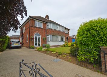 Thumbnail 3 bed semi-detached house for sale in Burniston Road, Scarborough