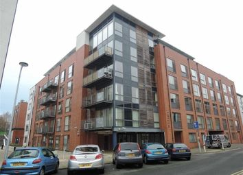 Thumbnail 1 bed flat to rent in Voyager Apartments, Sherborne Street