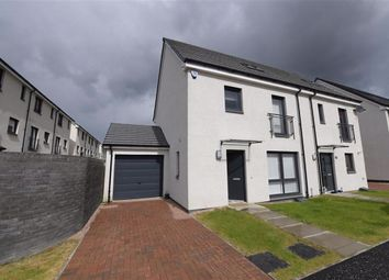Thumbnail 4 bedroom town house for sale in Crofton Street, Renfrew