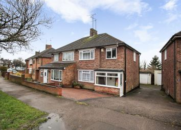 Thumbnail 3 bed semi-detached house for sale in Grampian Way, Luton