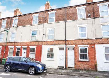 Thumbnail 3 bed terraced house for sale in Forster Street, Nottingham