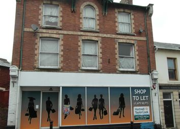 Thumbnail Retail premises to let in 25 Walnut Road, Torquay, Devon