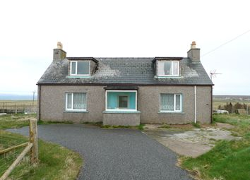 Thumbnail 3 bedroom detached house for sale in 7 Upper Garrbost, Point, Isle Of Lewis