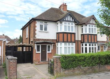 Thumbnail 3 bed semi-detached house for sale in New Bedford Road, Luton
