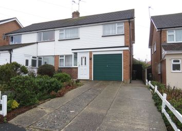 Thumbnail 3 bed semi-detached house for sale in Brunel Road, Braintree