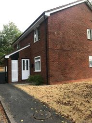 Thumbnail 1 bed flat to rent in Wolsey Road, Lichfield