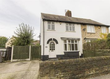 3 bed semi-detached house for sale in Sheffield Road, Whittington Moor, Chesterfield S41