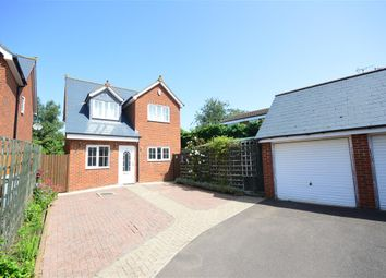 Thumbnail 3 bed detached house for sale in Marlow Close, Rothwell, Kettering