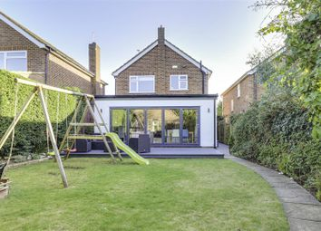 Thumbnail 3 bed detached house for sale in Cowper Crescent, Hertford