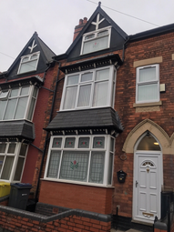 Thumbnail 7 bedroom shared accommodation to rent in Bowyer Road, Birmingham