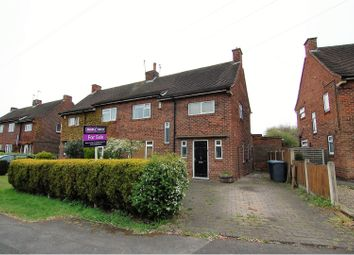 Thumbnail 3 bedroom semi-detached house for sale in Spinney Close, West Bridgford
