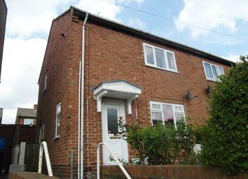 2 bed semi-detached house for sale in Oak Road, Peterlee SR8