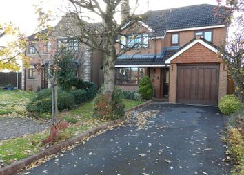 4 bed detached house for sale in Doeford Close, Culcheth, Warrington WA3