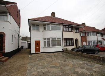 Thumbnail 3 bedroom semi-detached house to rent in Mountbel Road, Stanmore