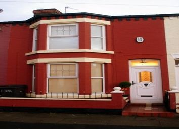 Thumbnail 3 bedroom property to rent in Chelsea Road, Liverpool