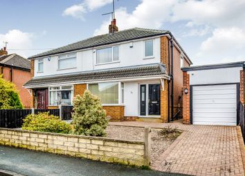 Thumbnail 3 bed semi-detached house for sale in Oaklands Drive, Dalton, Huddersfield