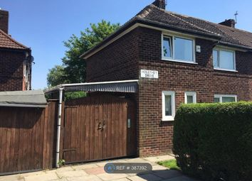 Thumbnail 3 bed semi-detached house to rent in Hollyhey Drive, Manchester