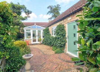Thumbnail 3 bed cottage for sale in Manor Barns, Welby, Grantham