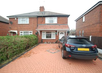 Thumbnail 3 bed semi-detached house for sale in Allerton Lane, West Bromwich
