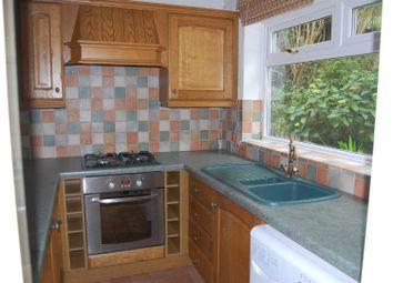 Thumbnail 2 bed maisonette to rent in Fern Close, Ravenshead, Nottingham